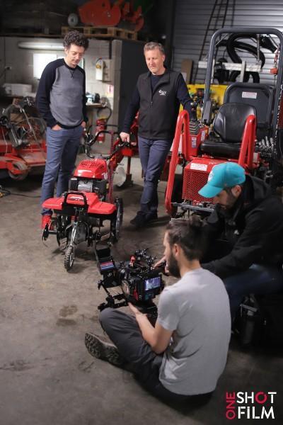 Réalisation films d'entreprises Lyon