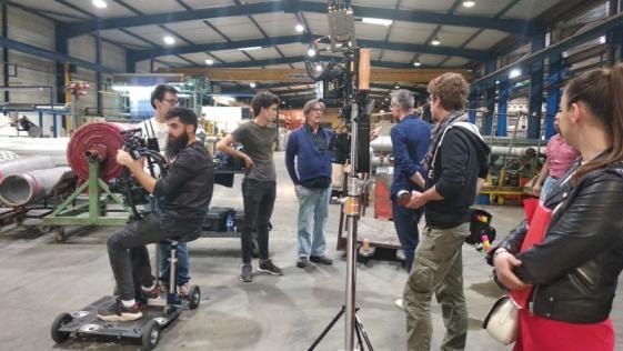 Production film entreprise Lyon